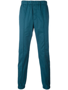 брюки-чинос с манжетами Marni