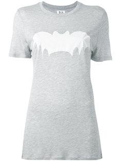 bat print T-shirt Zoe Karssen