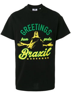 футболка с графическим принтом Gcds