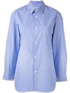 полосатая рубашка Junya Watanabe Comme Des Garçons