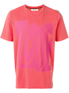love print T-shirt Paul Smith London
