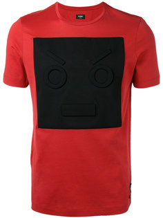 футболка Face Fendi