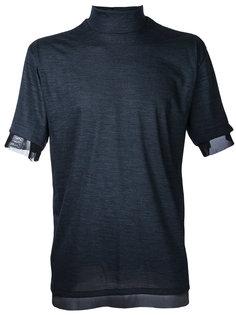 turtle neck T-shirt Kolor