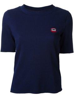 футболка с вышивкой Muveil