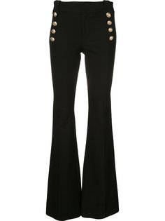 расклешенные брюки с завышенной талией Derek Lam 10 Crosby