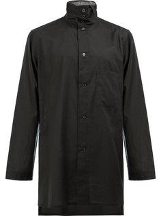 рубашка с нагрудным карманом Yohji Yamamoto