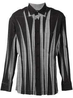 wrinkled effect shirt Issey Miyake Men