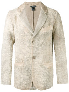 фактурный пиджак с нагрудным карманом Avant Toi