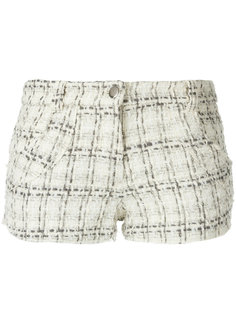 tweed shorts Andrea Bogosian