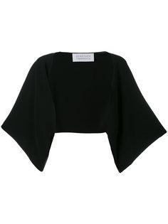 укороченный пиджак с широкими рукавами Gianluca Capannolo