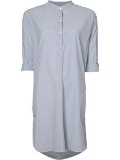Audrey Shirt Dress Nili Lotan