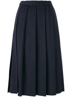 плиссированная юбка Gabardine  Comme Des Garçons Girl