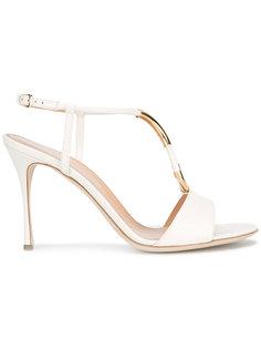 open toe sandals Sergio Rossi