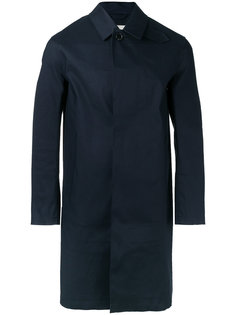 button-down coat Mackintosh