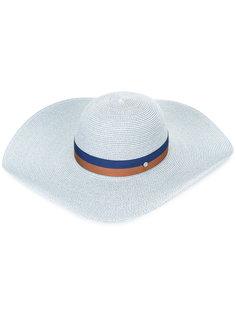 wide brim hat  Maison Michel