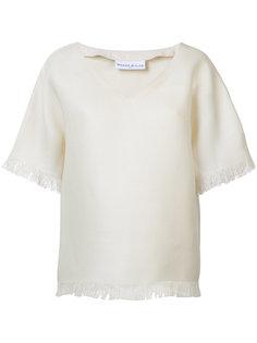 v-neck T-shirt  Wanda Nylon