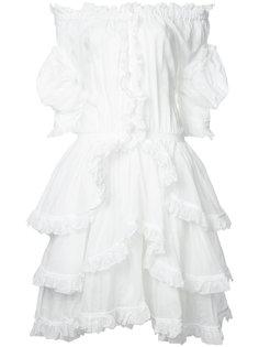 платье с заниженной линией плеч Faith Connexion