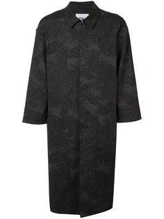 Mach palm print duster jacket Chapter