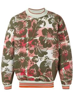 floral print sweatshirt Vivienne Westwood Man