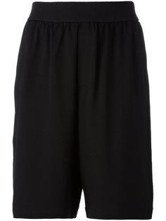 спортивные шорты с принтом логотипа McQ Alexander McQueen