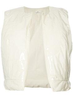 puffed open waistcoat Comme Des Garçons