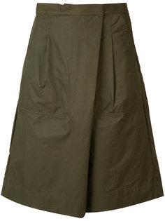 wrap front culottes Rachel Comey
