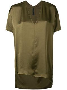 асимметричная футболка Ilaria Nistri