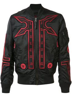 Manuel Alpha MA-1 bomber jacket Marcelo Burlon County Of Milan