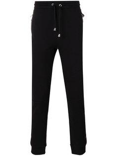 спортивные брюки кроя слим Just Cavalli