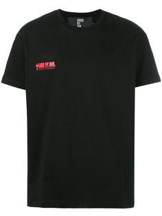 футболка с принтом логотипа  Hood By Air