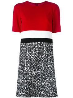 платье-футболка в полоску  Paule Ka