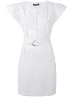 блузка с бантом спереди Twin-Set