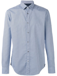 рубашка с принтом  Boss Hugo Boss
