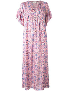платье с цветочным принтом Masscob