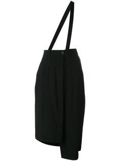 asymmetric cropped trousers Isabel Benenato