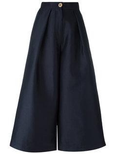 юбка-шорты с отделкой корсажной лентой Solace
