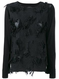 блузка с бахромой Lareida