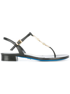 chain link sandals  Loriblu