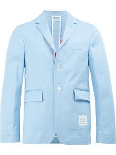пиджак с укороченными рукавами Thom Browne
