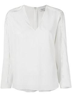 v-neck blouse 3.1 Phillip Lim