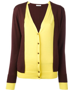 layered cardigan  J.W.Anderson