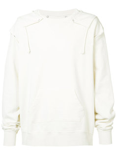 detachable sleeve sweatshirt Maison Margiela