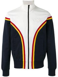 куртка дизайна колор-блок Just Cavalli