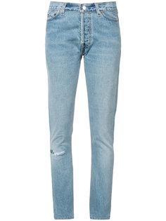 джинсы кроя слим Re/Done