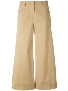 укороченные брюки-палаццо Loro Piana