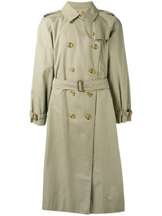 belted trenchcoat Burberry Vintage