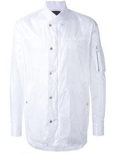 lightweight shirt jacket  Diesel Black Gold