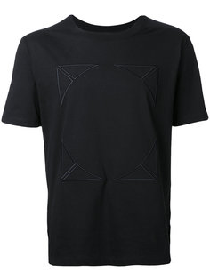 embroidered T-shirt General Idea