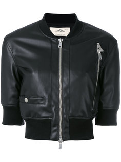 укороченная куртка-бомбер  Urbancode