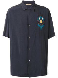 рубашка с вышивкой Nuur